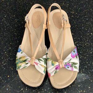 Dansko Naomi Floral Sandals